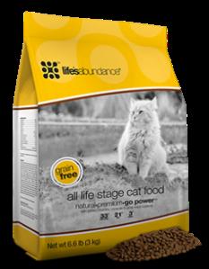 LA Grain Free Cat